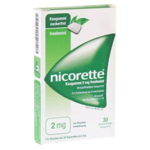 NICORETTE 2 mg Probierpackung